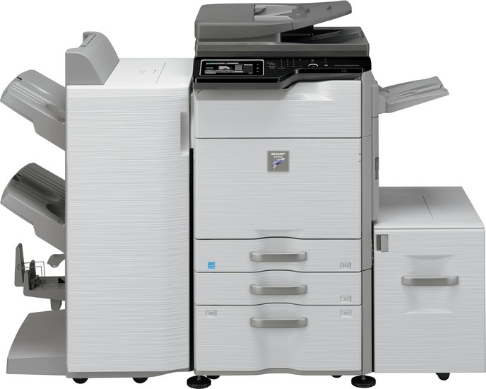 Sharp-MX-M564N