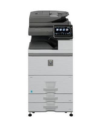 MX-M654N Fekete/fehér Multifunkciós Fénymásoló