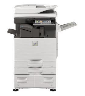 MX-M3570 Fekete/fehér Multifunkciós Fénymásoló