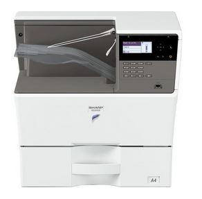 MX-B350P Fekete/fehér Nyomtató
