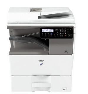 MX-B350W Fekete/fehér Multifunkciós Fénymásoló