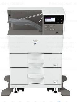 MX-B450P Fekete/fehér Nyomtató