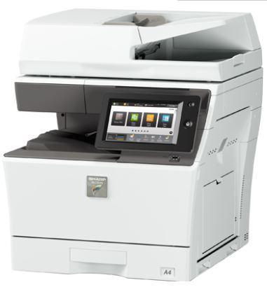 MX-C304W Színes Multifunkciós Fénymásológép