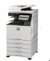 MX-4051 Színes Multifunkciós Fénymásológép